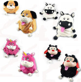 Big Mouth Tummy Pet - Store & Snuggle
