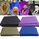 Waterproof Fabric Car Seat or Boot Cover for Dogs and Cats