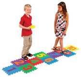 Kids Hopscotch Play Set - 14 Pieces