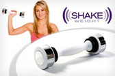 Ladies Dumbbell Shake Weight