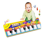 Touch Play Learn Kids Singing Piano Mat