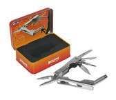 10 Functions in one Multi Tool Kit in Tin