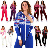 Ladies Aztec Onesie