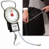 Luggage Scale with Measurement Tape