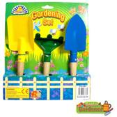 3 Pcs Junior Gardener Tool Set