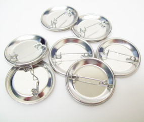 """1.5"""" Tecre PIN  BACKS ONLY - 250-FREE SHIPPING"""