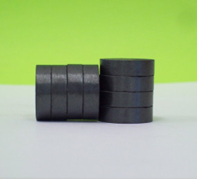 THICK 3/4 inch C8 Stong Ceramic Magnets ONLY for 1 Inch Buttons - 100