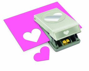 EK Success Large Punch - Heart - CLOSEOUT SALE