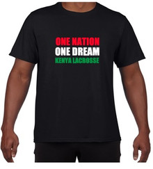 'ONE NATION. ONE DREAM' Performance T-Shirt