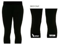 'ESPRIT' Personalised Leggings  (Single Colour)