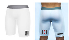 'TEAM NAGI' Base Layer Performance Shorts.