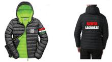 'KENYA LACROSSE' Unisex Puffa Jacket