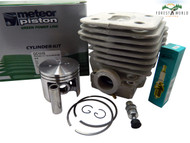 Husqvarna 395,395xp cylinder kit,56 mm,Made in Italy by METEOR