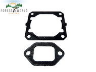 Stihl 044,MS 440 cylinder and muffler gaskets ,1125 149 0601 & 1129 029 2301
