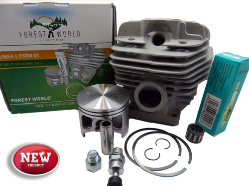 STIHL MS660 066 MS640 064 MS650 cylinder kit,54 mm,NiSiC coated,by FOREST WORLD