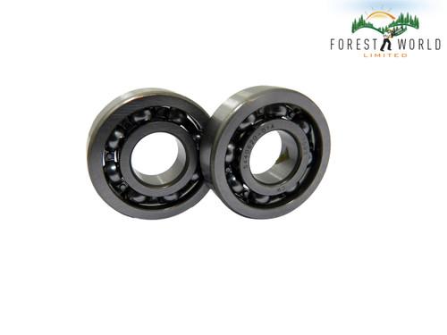 Husqvarna 445 chainsaw crankshaft main bearings set