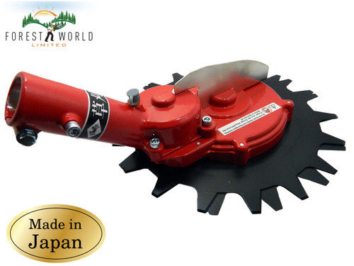 Japanese KUSAKARIMARU Strimmer Attachment Universal Gearbox Gearhead