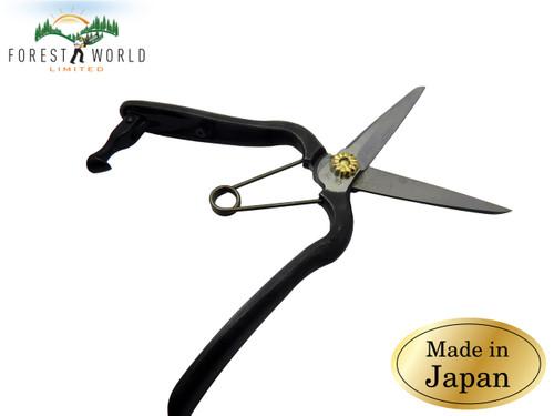 Japanese NISHIGAKI Garden Bud Shears Gardening Flower Scissors Forged 205 mm