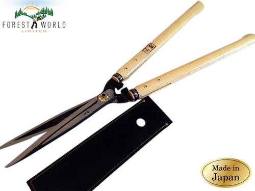Japanese NISHIGAKI Professional Garden hedge Shears Hot Forged 200 mm blade