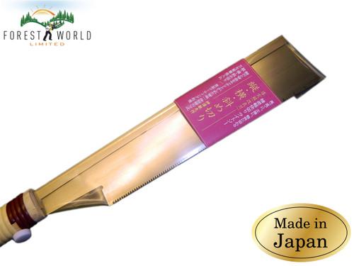Japanese HISHIKA Dozuki saw,240 mm blade,mixed cut,wood handle