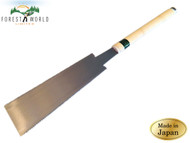 Japanese HISHIKA Ryoba carpenter's proffesional saw,240 mm blade