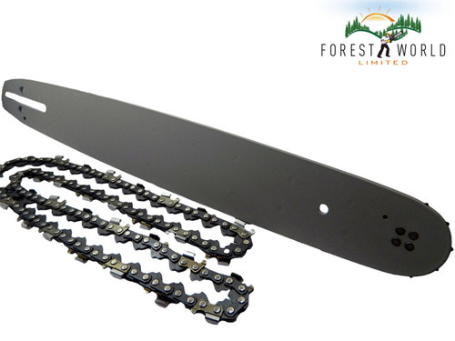 "12"" Guide Bar & Chain Fits STIHL 017,018,021,023,025,011,010,009,020,3/8LP 050''"