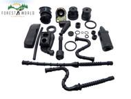 STIHL 038 038 AV MS380 hose,buffer,manifold,line,tube,plug,full rebuild kit