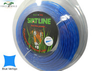 SIAT Professional Silent Strimmer line cord,2,4 mm,BLUE VERTIGO,MADE IN ITALY