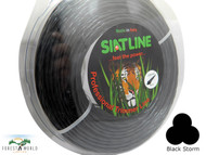 SIAT Professional TWISTED SILENT Strimmer line,3 mm,BLACK STORM,MADE IN ITALY