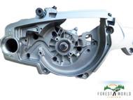 HUSQVARNA 555 560 Xp xpg crankcase assembly with crankshaft and bearings