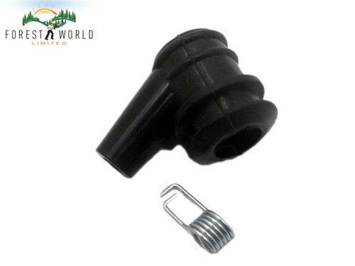 Spark plug boot cap for HUSQVARNA 362 365 371 372 372xp