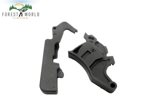 HUSQVARNA 362 365 371 372 372xp throttle trigger with safety lock