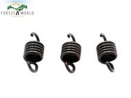 Clutch springs for STIHL 038,MS 380 ,MS 381 set of 3, 0000 997 0907