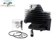 Universal Cylinder kit for varius Chinese machines strimmers brushcutters 43 cc