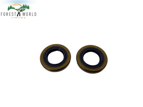 Husqvarna 61 266 268 272 chainsaw oil seals x 2