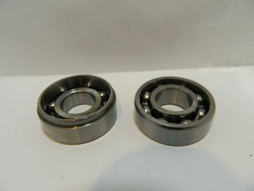 Stihl MS 341,MS 361 crankshaft main bearings x 2