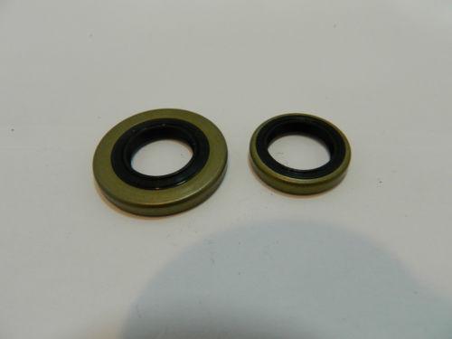 Stihl MS 341,MS 361 crankshaft oil seals x 2