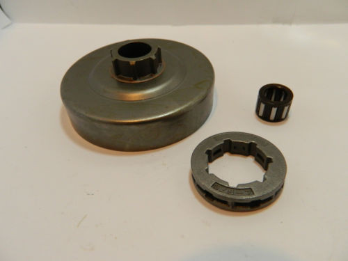 Stihl MS 341,MS 361 chainsaw drum/ rim sprocket 3/8 with bearing