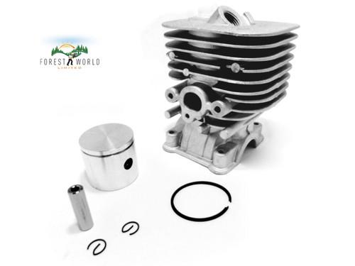 Husqvarna 125 R strimmer cylinder & piston kit