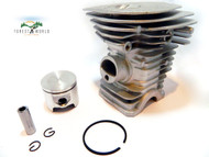 HUSQVARNA 340,345 chainsaw cylinder & piston kit,42 mm