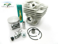 Stihl MS 361 chainsaw cylinder & piston kit,47 mm,new,Top quality