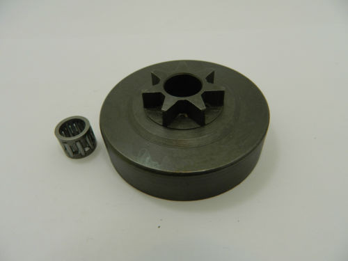 HUSQVARNA 136, 137, 141,142 chainsaw spur sprocket & bearing