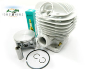 Makita DCS 6401,DCS 7301, DCS 7901 chainsaw cylinder kit,52 mm