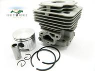 OleoMac 753,Efco 8530 cylinder & piston kit,45 mm,NIKASIL coated,611 120 35C