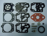 Walbro K20-WYL Carburetor Repair Rebuild Overhaul Kit, Honda GX22 GX31,Echo