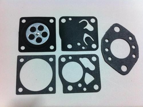 Tillotson DG-2HU Carburetor Repair Rebuild Overhaul Kit,Stihl 024,026,028 AV