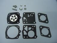 Tillotson RK-23HS Carburetor Repair Rebuild Overhaul Kit,Husqvarna,Jonsered,Echo