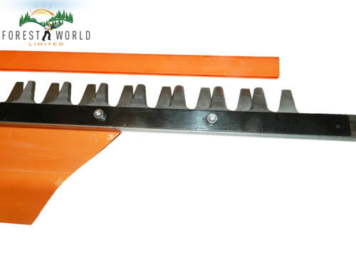 Stihl hs86hs86r hedge trimmer cutter bar bladesingle side with stihl hs86hs86r hedge trimmer cutter bar bladesingle side with reflector 30 keyboard keysfo Image collections