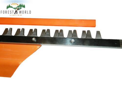Stihl hs86hs86r hedge trimmer cutter bar bladesingle side with stihl hs86hs86r hedge trimmer cutter bar bladesingle side with reflector 30 greentooth Gallery