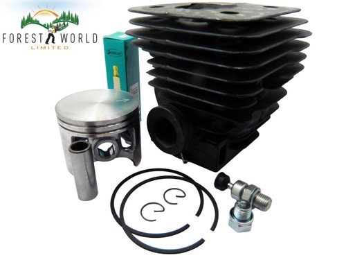 Husqvarna 395 395XP cylinder & piston kit,BIG BORE,58 mm,Nikasil,503 99 3971